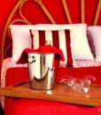 Vacanza nel salento, monolocale Sole Rosso, Capilungo