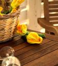 monolocale nel salento sole giallo
