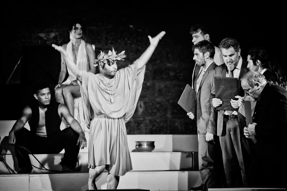 Teatro in Salento