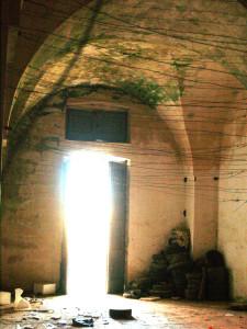 Monteruga, ghost town salento