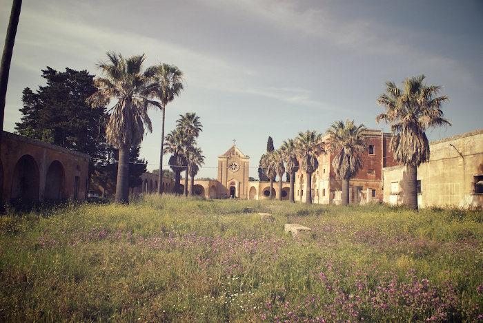Moteruga, ghost town salento