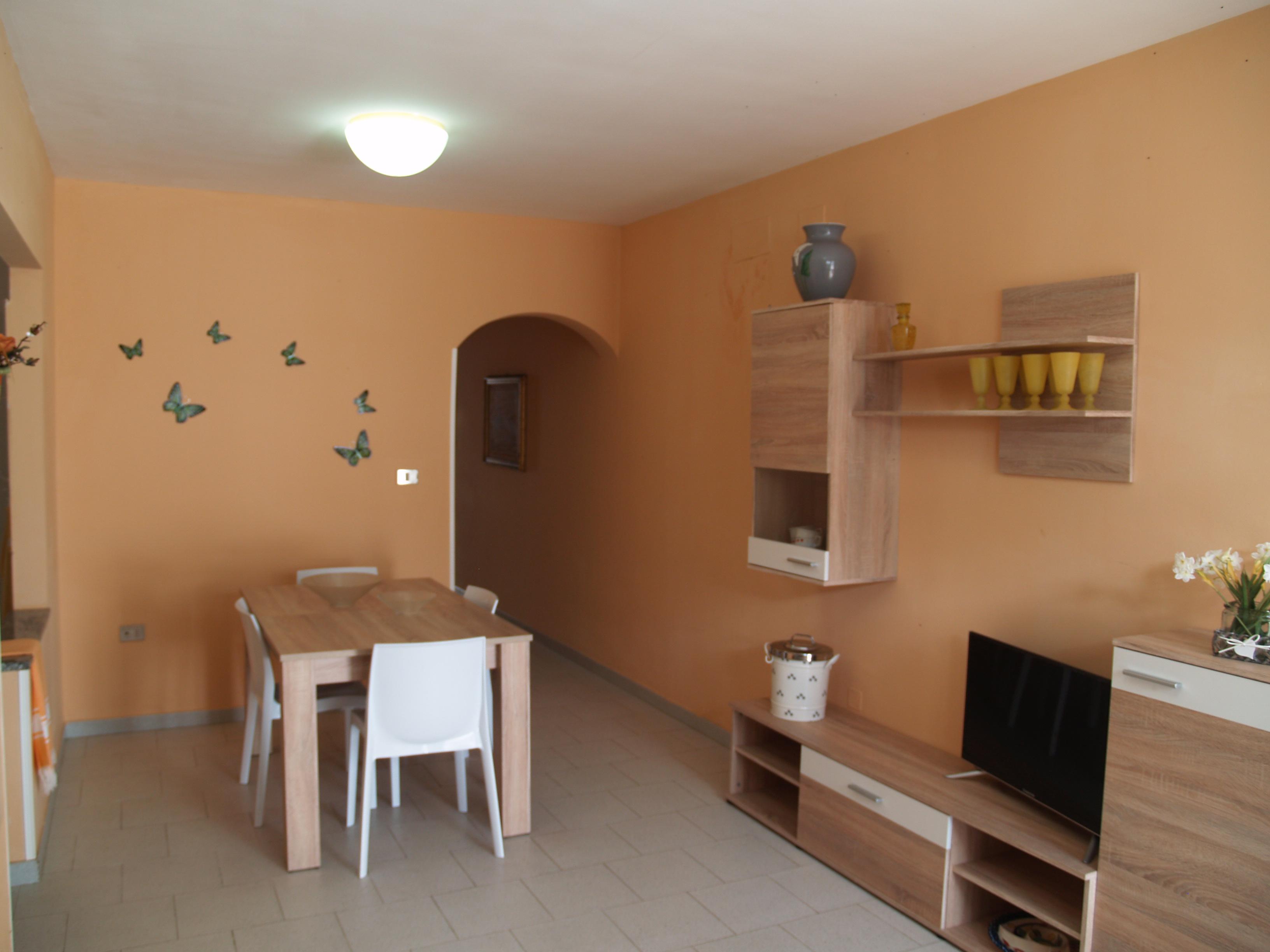 Casa vacanza torre pali piano terra turismo dancardi for Piani casa vacanza