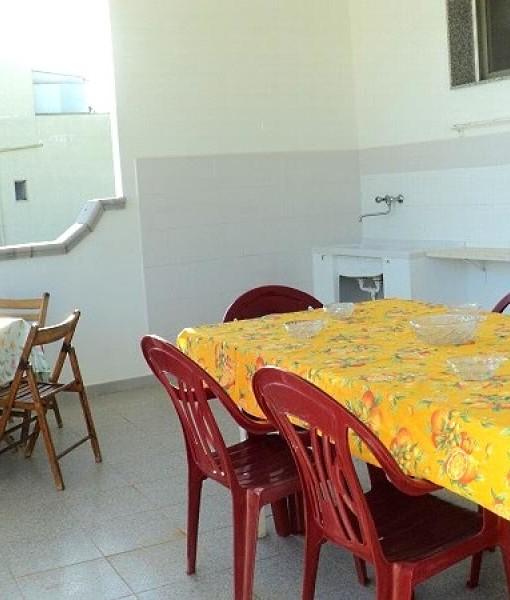 Villa a Gallipoli, padula bianca